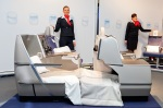 Brussels Airlines new Business Class seat