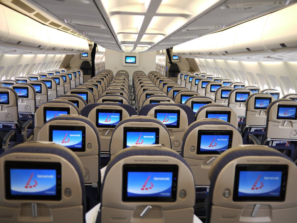 brussels airlines new long haul cabin. Black Bedroom Furniture Sets. Home Design Ideas