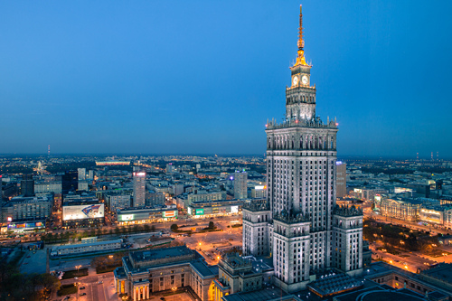 Car Company Warsaw: Advice On Driving In Warsaw