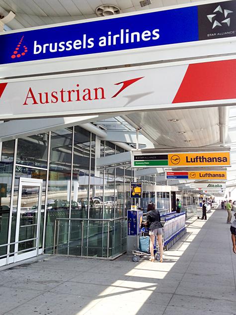 Brussels Airlines New Business Class Jfk Bru Bart La