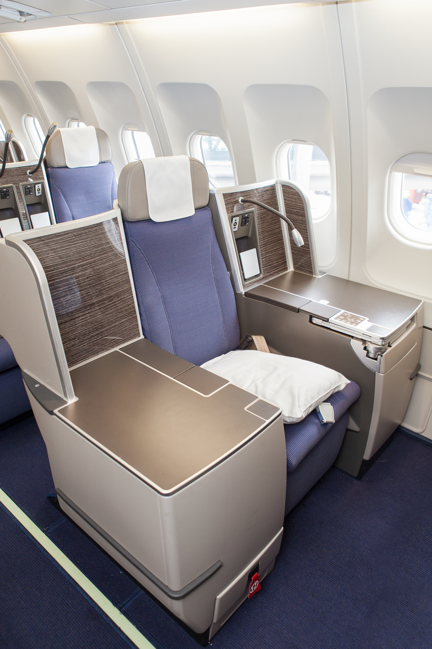 Brussels Airlines New Business Class King Seat A330 300