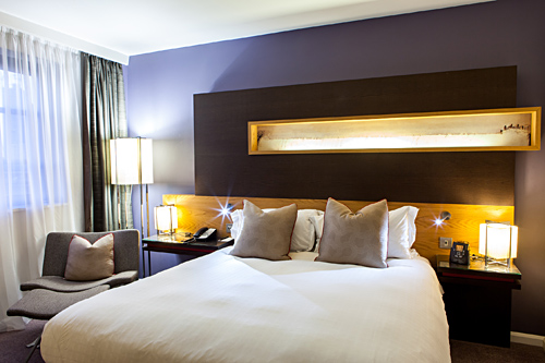 Hilton Hhonors Gold Free Room Upgrade