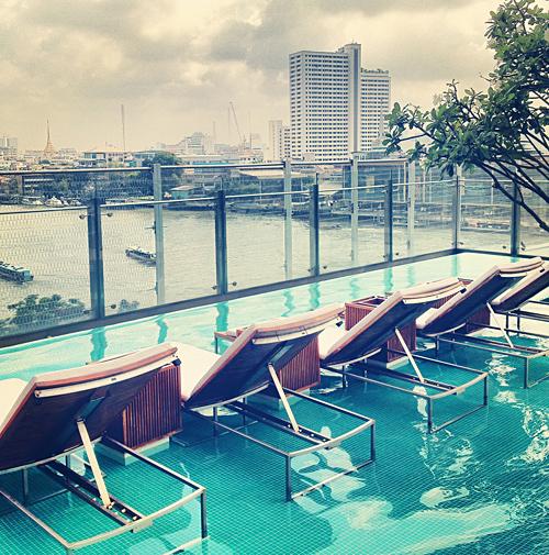King Executive room at Millennium Hilton Bangkok | bart.la