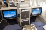 New Brussels Airlines Business Class A330-300 IFE