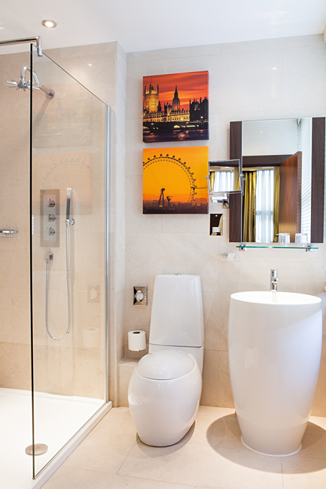 Hotel Indigo Superior Room Tower Hill