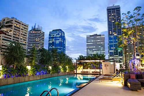 Hotel Park Plaza Bangkok Soi