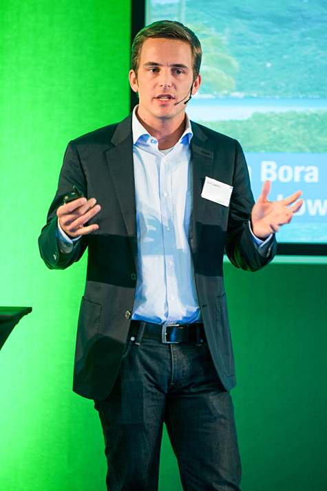Bart Lapers at Travel 2012