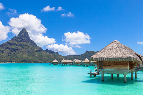 Intercontinental Bora Bora Resort And Thalasso Spa Bart La