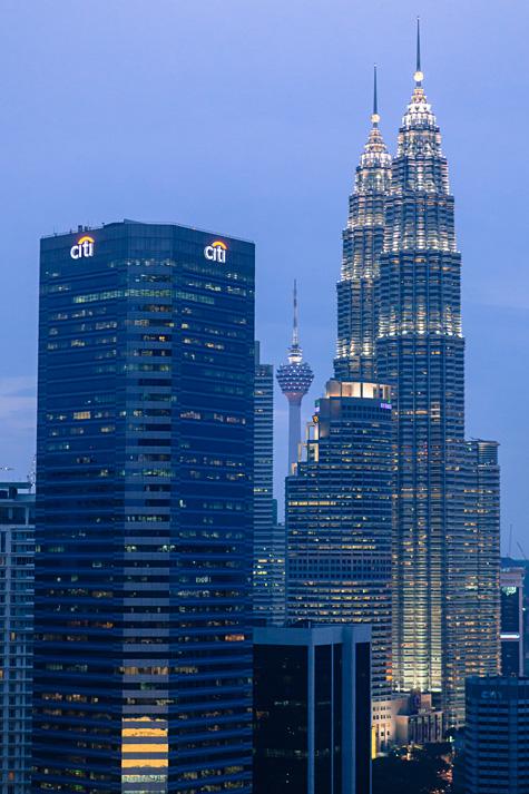 Doubletree By Hilton Kuala Lumpur Bart La