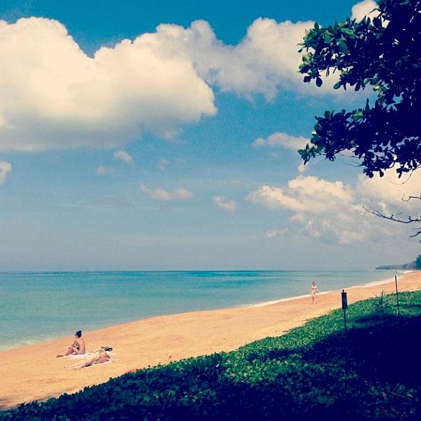Mai Khao Thailand  city photo : Pic: Mai Khao Beach Phuket, Thailand