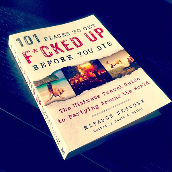 101 Places To Get F Cked Up Bart La