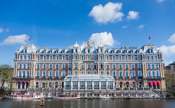 InterContinental Amstel Amsterdam Exterior
