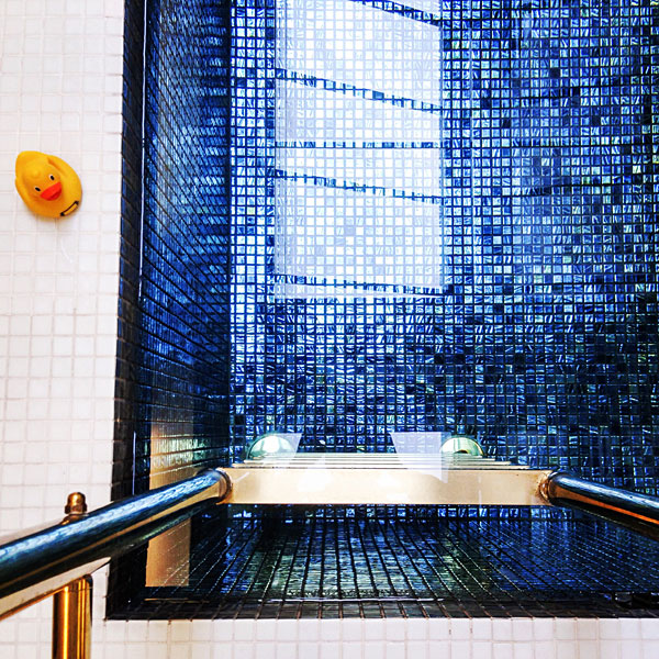 Swimming Pool at Town Hall Hotel London
