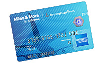 Brussels Airlines Preferred American Express Credit Card