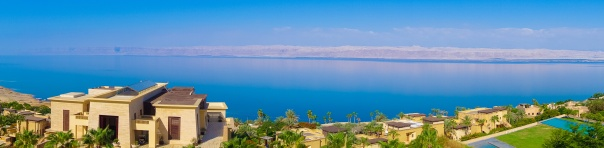 Kempinski Dead Sea Panorama View at Breakfast