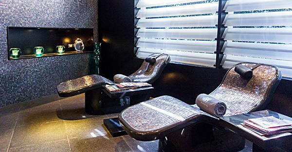 Relaxation aria at AWAY Spa W Hotel Bangkok