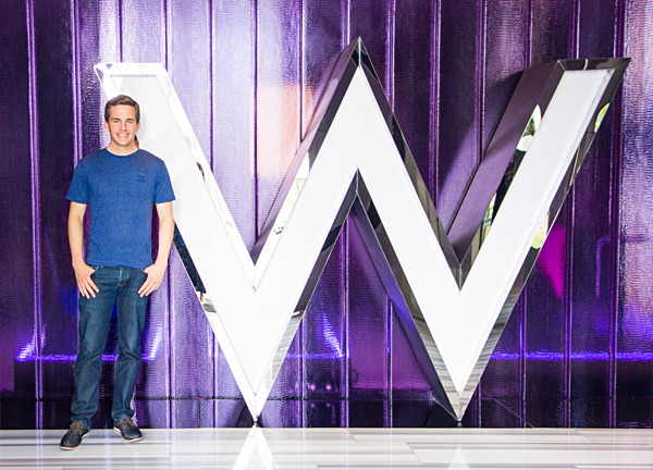 Bart Lapers at W Hotel Bangkok