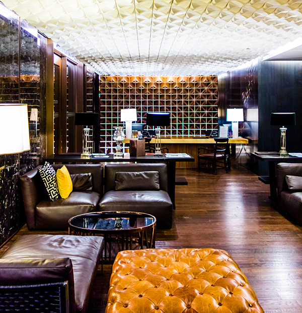 Executive Lounge at Hilton Sukhumvit Bangkok