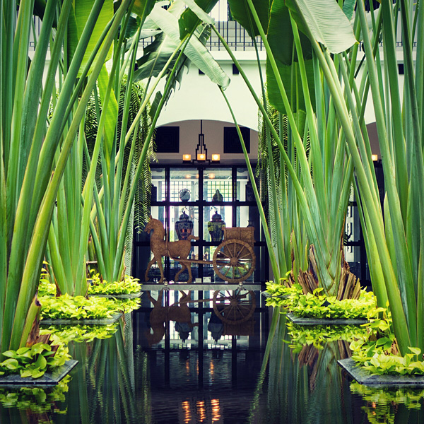 The Siam Hotel Bangkok An Urban Luxury Resort