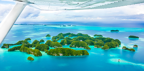 70 Islands in Palau