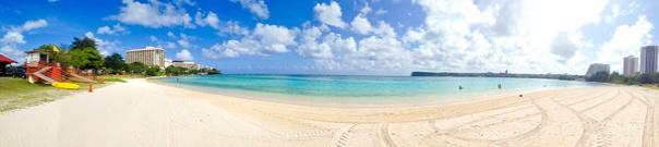 Guam Tumon Bay Beach