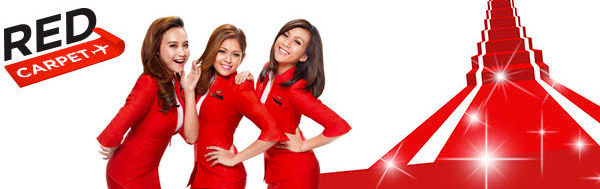 AirAsia Red Carpet Service