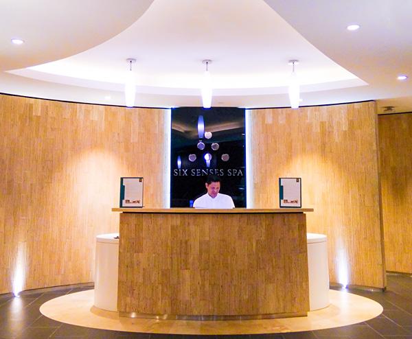 Six Senses Spa Etihad Premium Lounge Abu Dhabi Airport