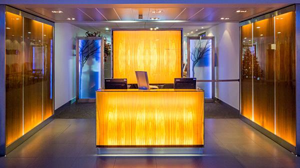 British Airways Galleries First Class Lounge Terminal 3 London Heathrow