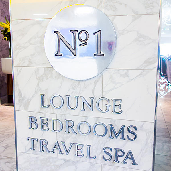 No 1 Traveller Spa and Lounge Terminal 3 London Heathrow Airport