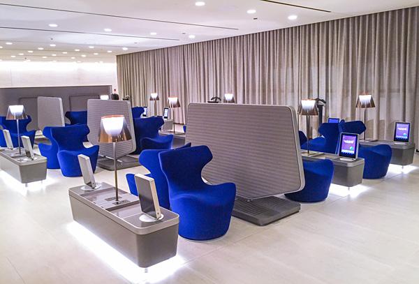 Qatar Airways Doha Arrivals Lounge Hamad International Airport