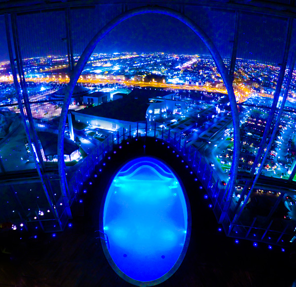The Torch Doha Swimming Pool