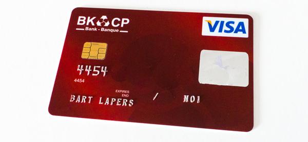 bkcp visa classic card