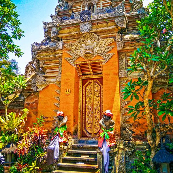 Puri Saren Ubud Palace