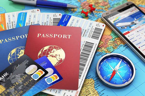 travel money pay abroad credit cards