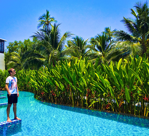 Holiday Inn Mai Khao Beach Phuket Thailand
