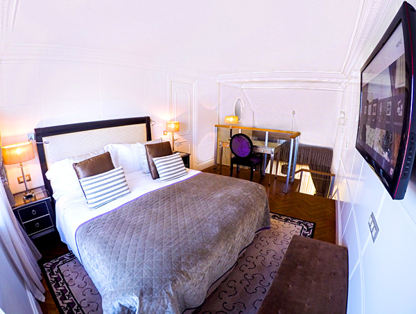 Duplex Suite at InterContinental Porto