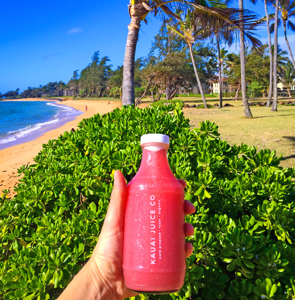 Kauai Juice and Co