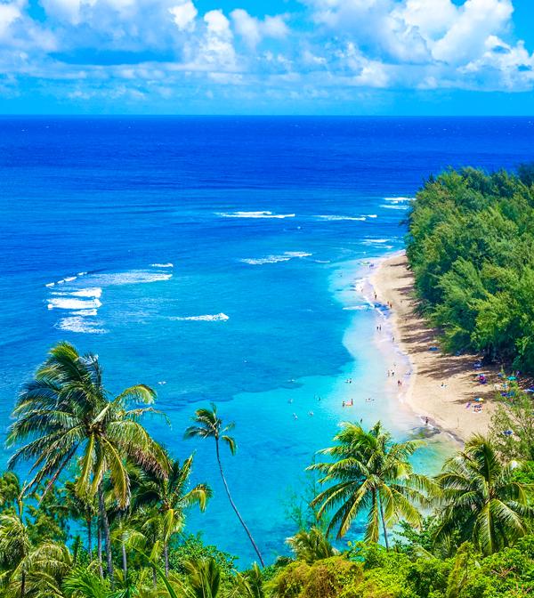 Kauai Beach: Hawaiian Paradise: Kauai