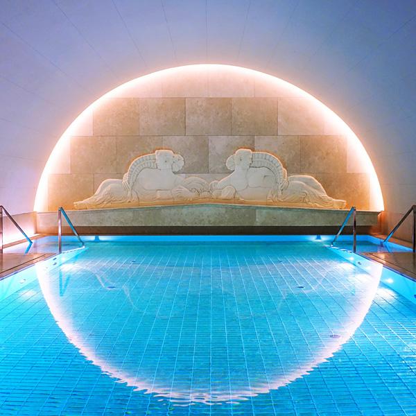 Park Hyatt Vienna Bank Vault Pool