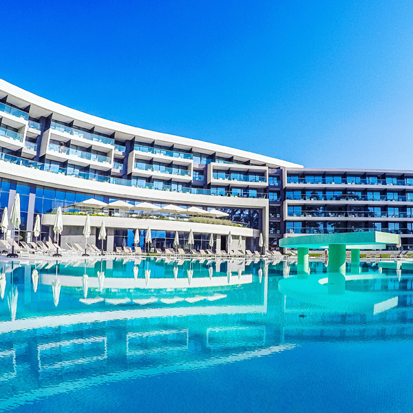 Sheraton Dubrovnik Riviera Hotel Pool