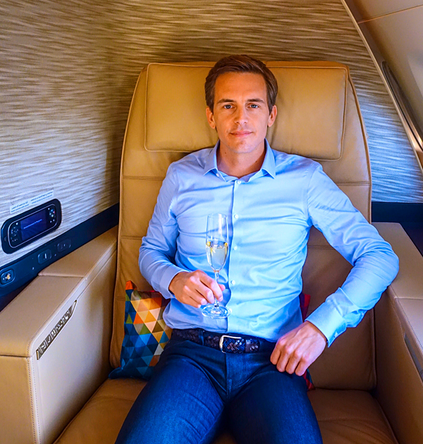 bart lapers etihad a380 first class apartment 4a