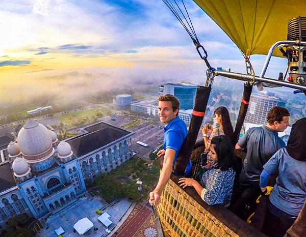 my balloon adventure putrajaya malaysia