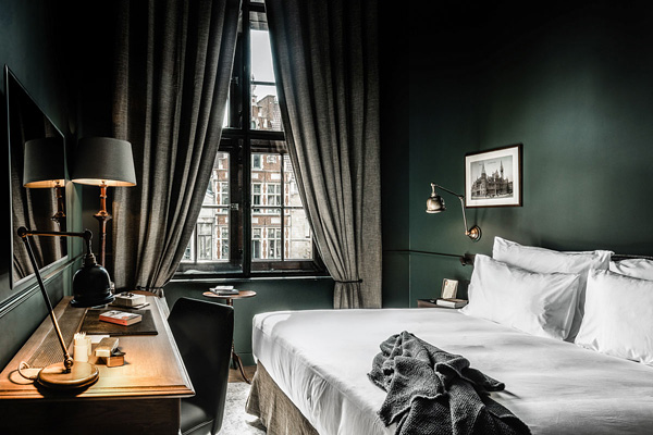 1898 The Post Hotel Ghent