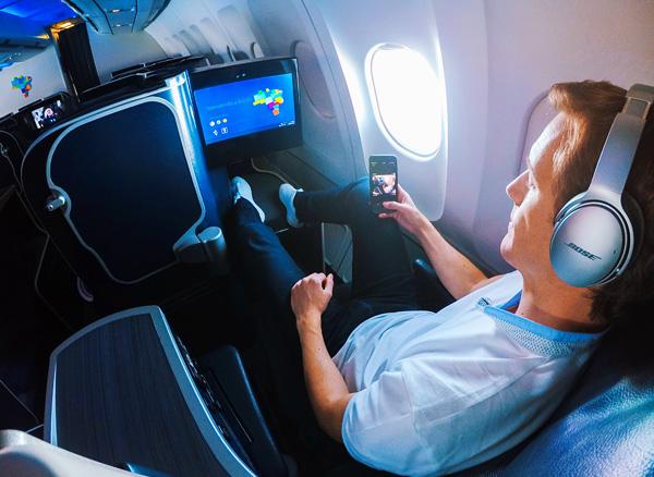 Azul A330 Business Class Lisbon to Sao Paulo