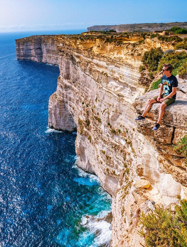 Bart Lapers Gozo Malta September 2017