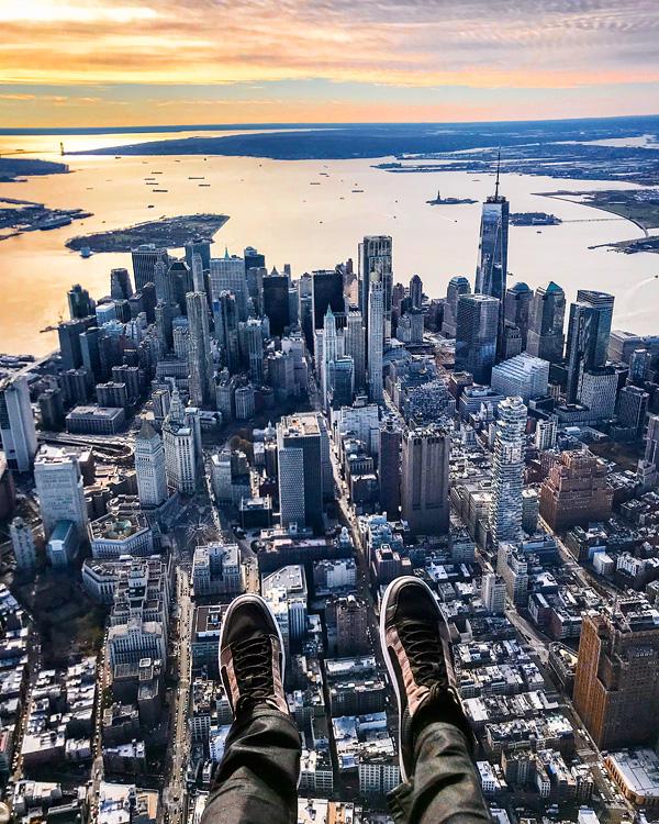 FlyNYON Manhattan New York Helicopter flights