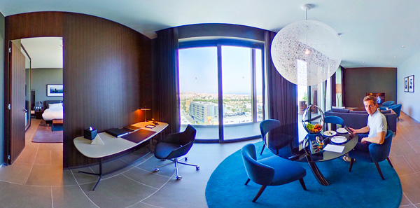 InterContinental Malta Club Suite