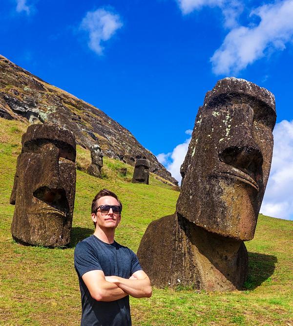 Rano Raraku Bart Lapers Easter Island