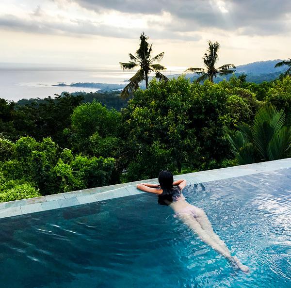 The Puncak Lombok Infinity Pool