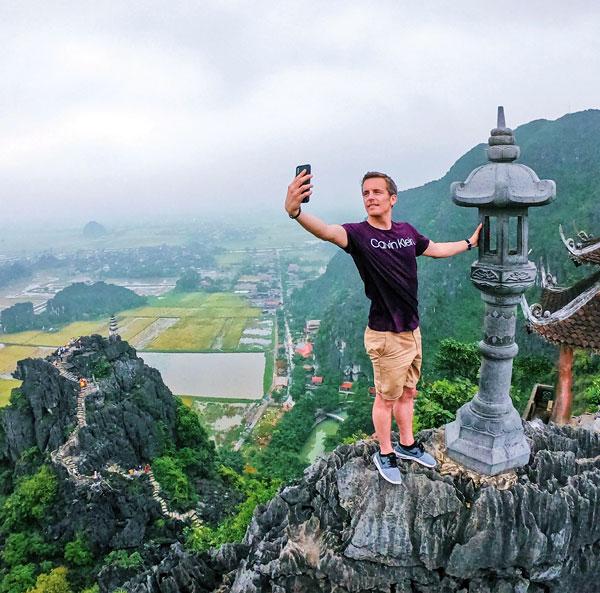 Hang Mua Ninh Binh Province Vietnam